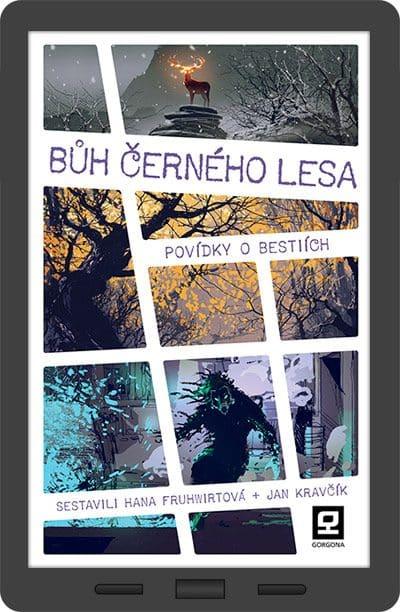 Obálka e-knihy Bůh Černého lesa