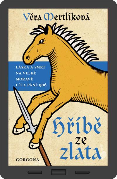 E-kniha Hříbě ze zlata