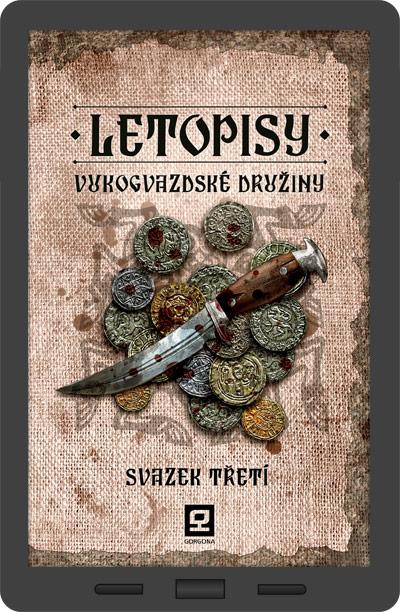 obálka e-knihy Letopisy Vukogvazdské družiny 3