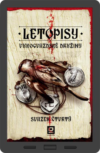 obálka e-knihy Letopisy Vukogvazdské družiny 4