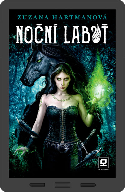 Noční labuť (e-kniha) obálka