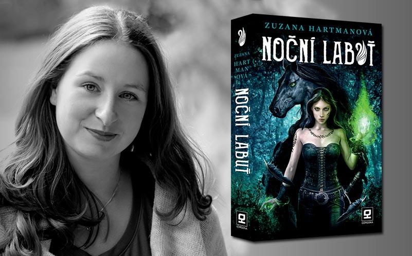 Zuzana Hartmanová: Chtěla jsem nekromantku zmasa akostí