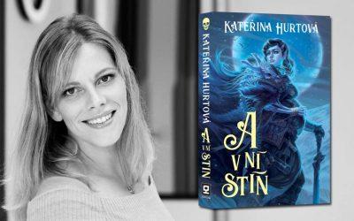Kateřina Hurtová: Každý, kdo senaknihu ptá, mi rozzáří den